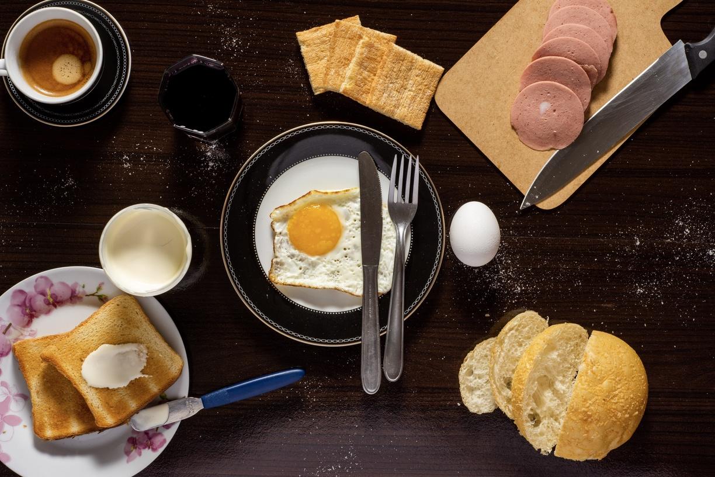 Озвучен правильный рацион питания на карантине