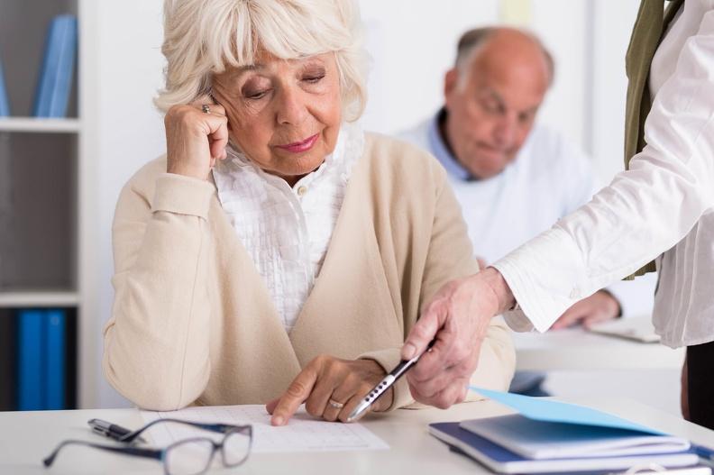 Как унаследовать недополученную пенсию, если умерший не выезжал на подконтрольную территорию 3 года