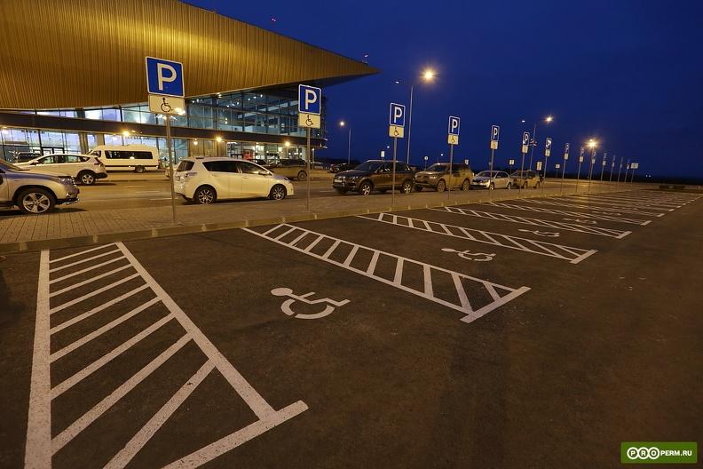Стоимость и правила использования парковок в аэропортах