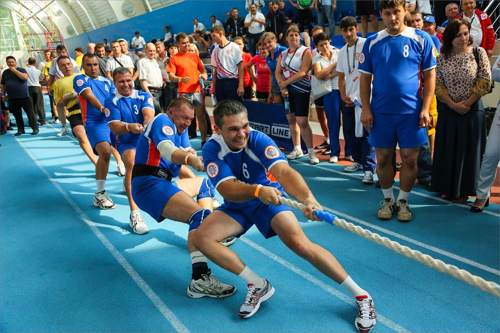 Особенности формы для спортивных соревнований
