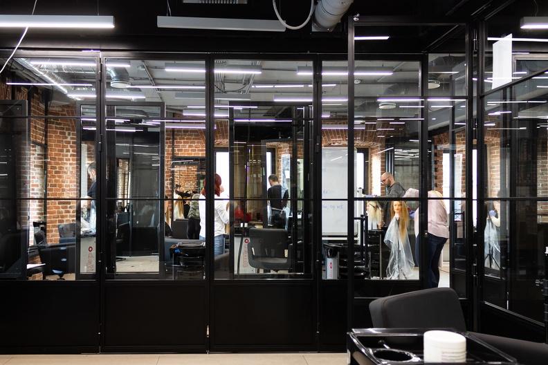 Организация пространства офисного помещения