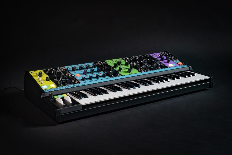 Виды синтезаторов, особенности их ремонта