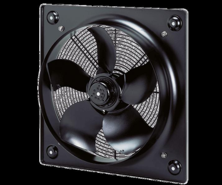 Промышленные вентиляторы: виды и их особенности