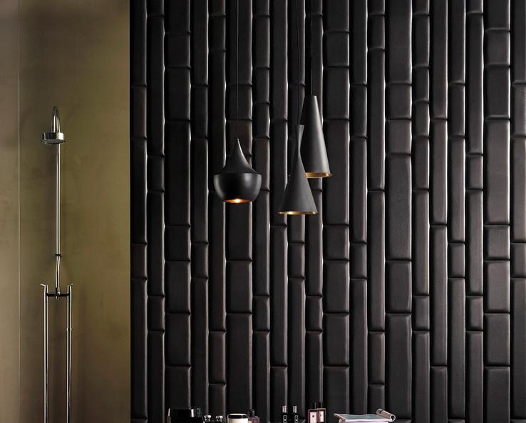 Мягкие панели для стен: особенности и преимущества