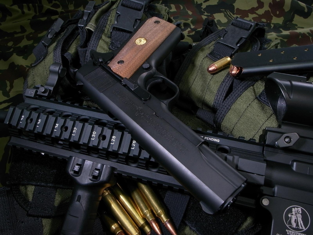 NYT: в США за март продали 1,9 млн единиц огнестрельного оружия на фоне коронавируса