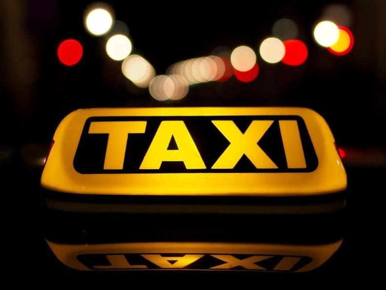 Услуги такси: классы машин, их вместимость