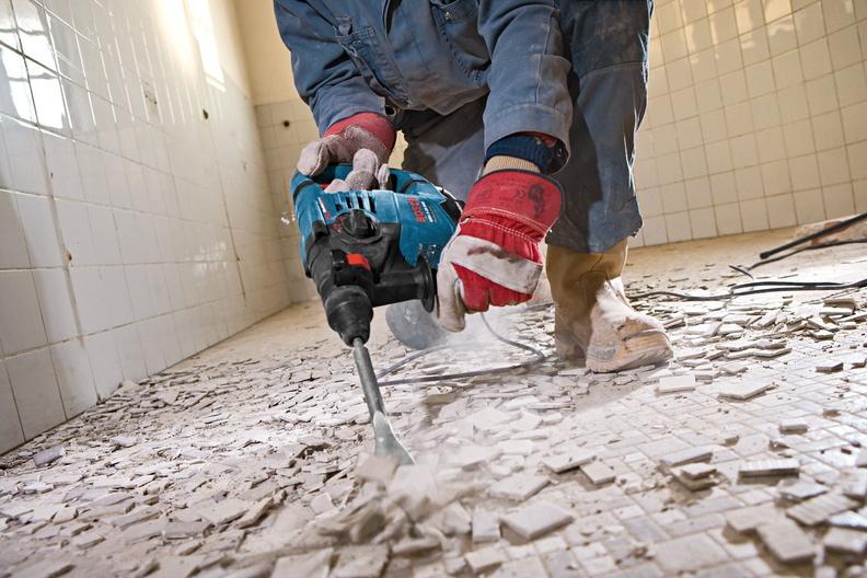 Классификация демонтажных работ в квартире