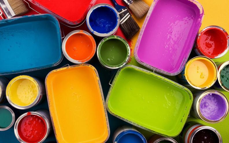 Виды и типы красок для различных поверхностей