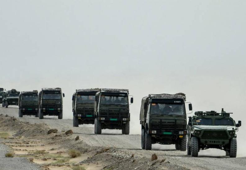 Китайские и индийские военные сошлись в бою на границе: конфликт между ядерными державами