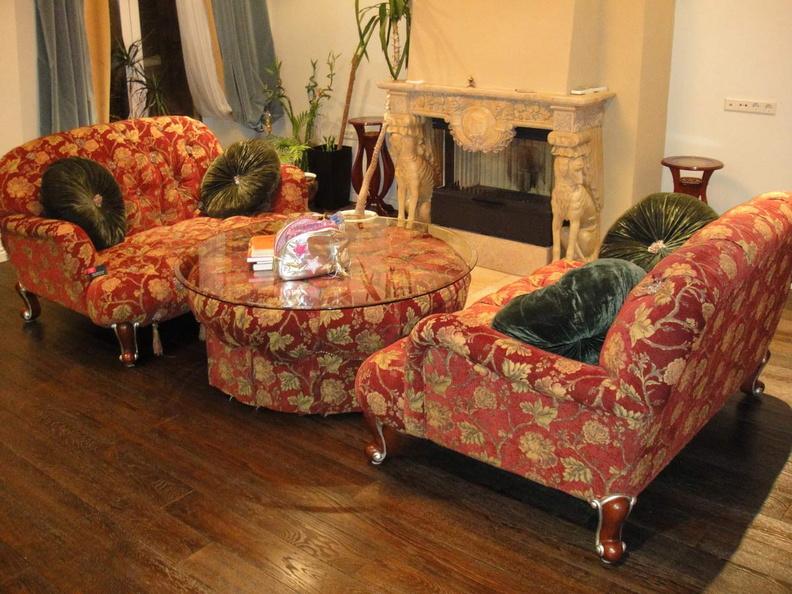 Специфика тканей для обивки мебели