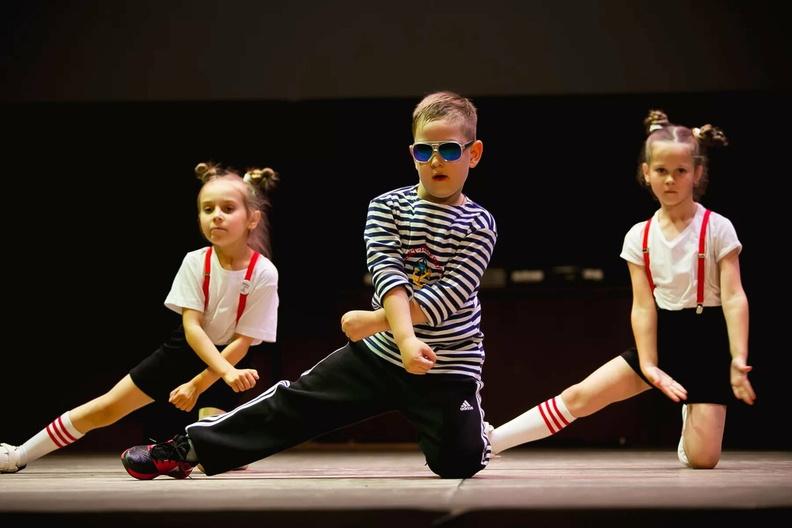 Польза танцев для физического и умственного развития детей