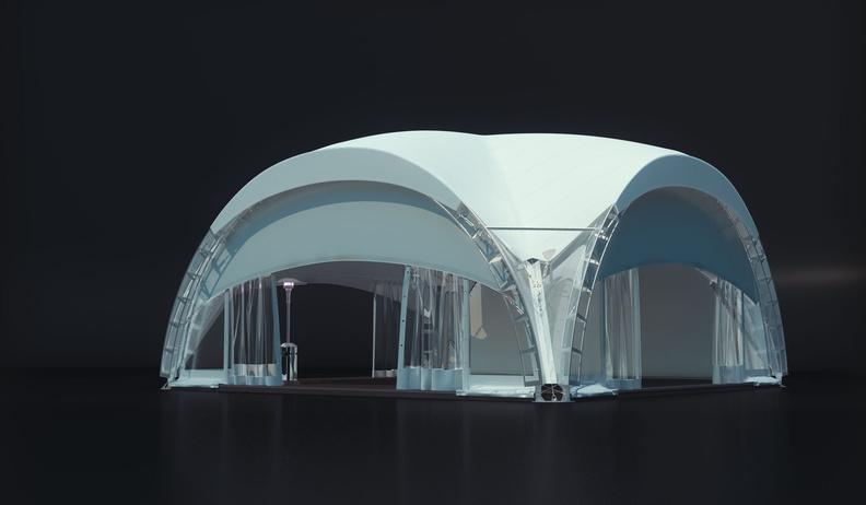 Тентовые конструкции для проведения выездных мероприятий