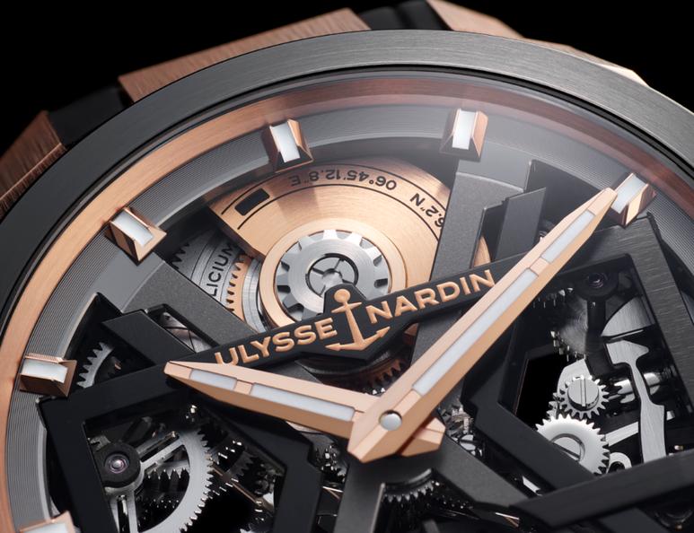 Особенности часов Blast бренда Ulysse Nardin