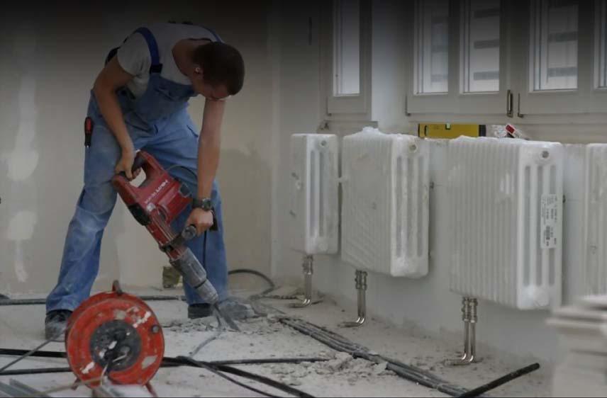 Как выглядит современная система отопления