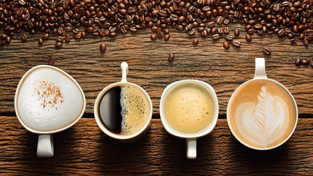 Кофейные шедевры от бариста