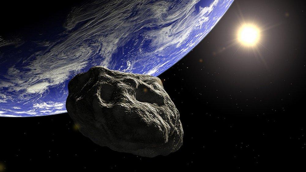 Удивительная алмазная находка в открытом космосе