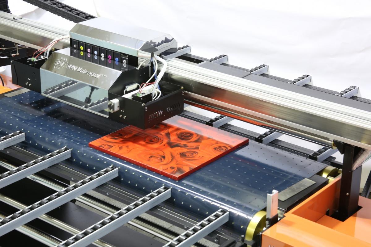 Печать на разных типах пленки