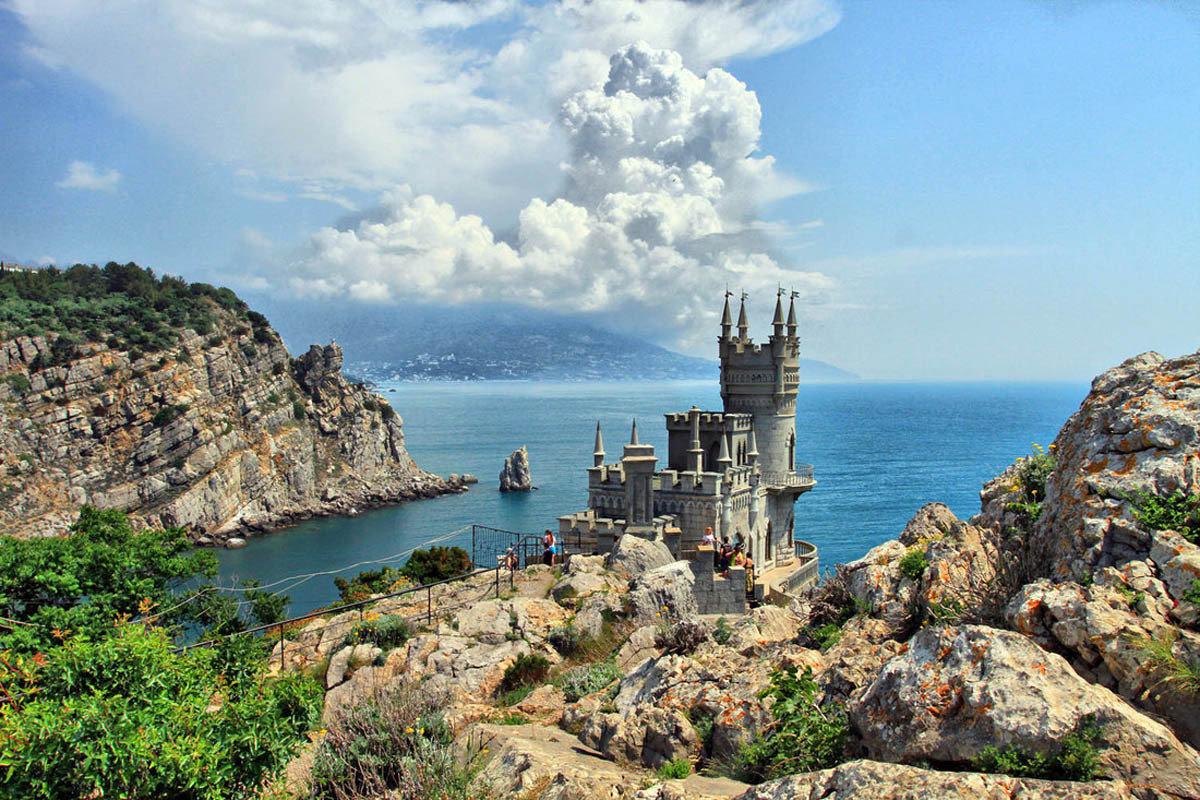 Горная природа Крыма