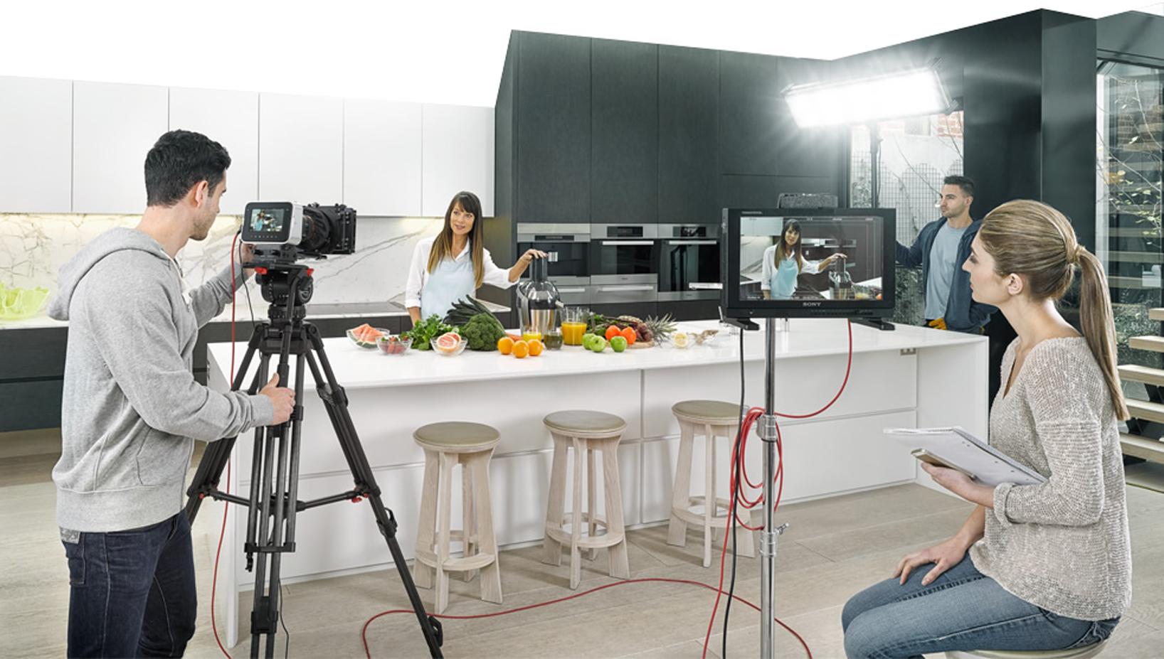Особенности аренды студий для фотосессий и видеосъемок
