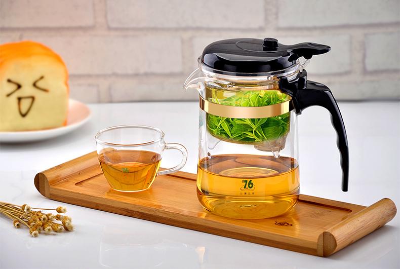 Принцип работы чайника Гунфу