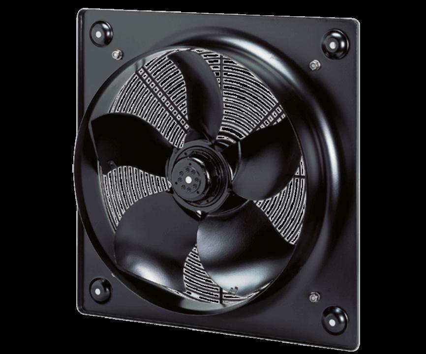 Какие функции выполняет вентилятор осевой реверсивный