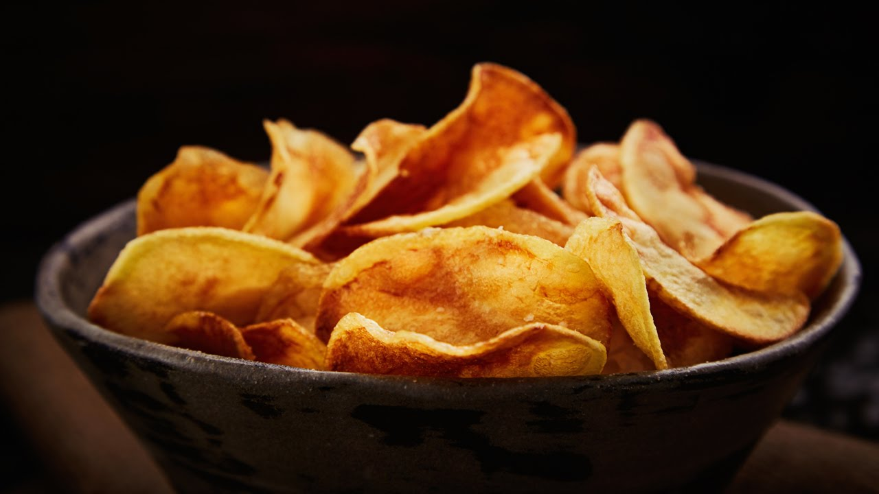 Полезные чипсы: состав и питательная ценность