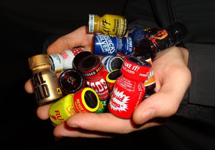 Попперс: принцип действия препарата и правила употребления