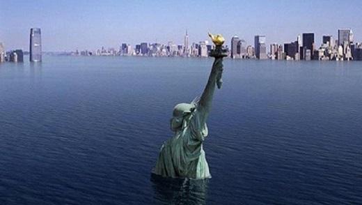 Ученые США прогнозируют затопление Нью-Йорка вследующем веке